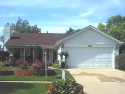 1866 Longboat Drive, Elk Grove Village, IL 60007 - #: 09995668