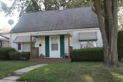 14822 Dorchester Avenue, Dolton, IL 60419 - #: 09995800
