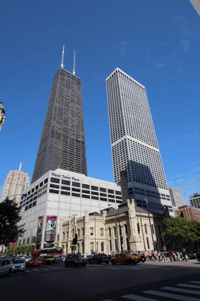 180 E Pearson Street UNIT 6901, Chicago, IL 60611 - MLS#: 09995806