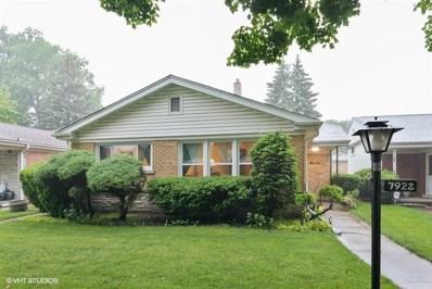 7922 Kostner Avenue, Skokie, IL 60076 - #: 09996060