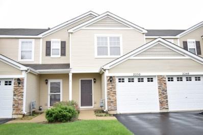 2250 Flagstone Lane, Carpentersville, IL 60110 - #: 09996149
