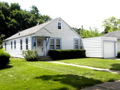 1259 Carr Street, Elgin, IL 60123 - #: 09996213