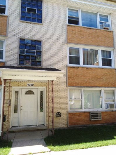 4923 N Lester Avenue UNIT 2C, Chicago, IL 60630 - MLS#: 09996283