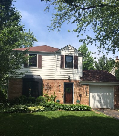 818 S Mitchell Avenue, Arlington Heights, IL 60005 - #: 09996293