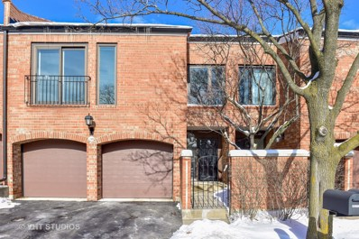 19W246  Gloucester Way NORTH, Oak Brook, IL 60523 - MLS#: 09996597
