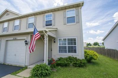 2230 Rebecca Circle, Montgomery, IL 60538 - MLS#: 09997044