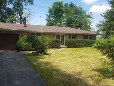 3116 Lookout Drive, Rockford, IL 61109 - MLS#: 09997118