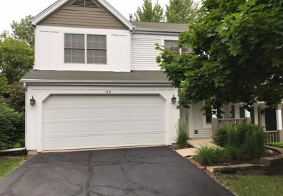 140 Spring Court NORTH, Carpentersville, IL 60110 - #: 09997161