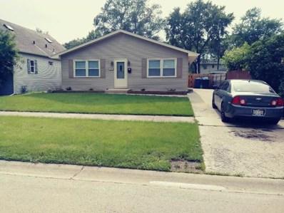 3310 Hopkins Street, Steger, IL 60475 - MLS#: 09997203