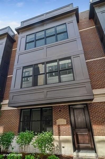 310 E Cullerton Street UNIT D, Chicago, IL 60616 - MLS#: 09997292