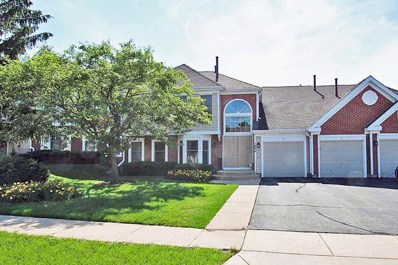 1896 Fox Run Drive UNIT C, Elk Grove Village, IL 60007 - MLS#: 09997308