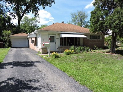 26 Monee Road, Park Forest, IL 60466 - #: 09997415