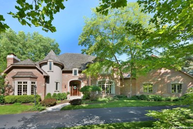 330 Belle Foret Drive, Lake Bluff, IL 60044 - #: 09997444