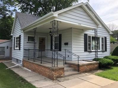 1109 Monroe Street, Mendota, IL 61342 - MLS#: 09997528
