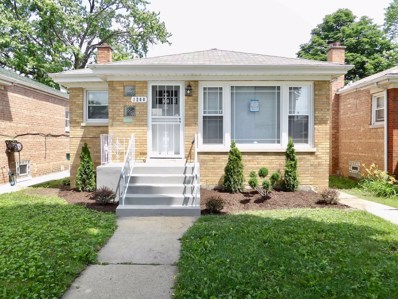 1208 W 95th Place, Chicago, IL 60643 - MLS#: 09997773