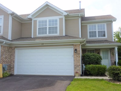 1429 Brittania Way, Roselle, IL 60172 - #: 09997901