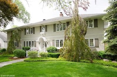 602 S Fairview Avenue, Park Ridge, IL 60068 - MLS#: 09998060