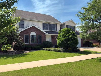 17600 Webster Court, Tinley Park, IL 60487 - MLS#: 09998086