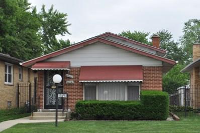 11543 S Justine Street, Chicago, IL 60643 - #: 09998154