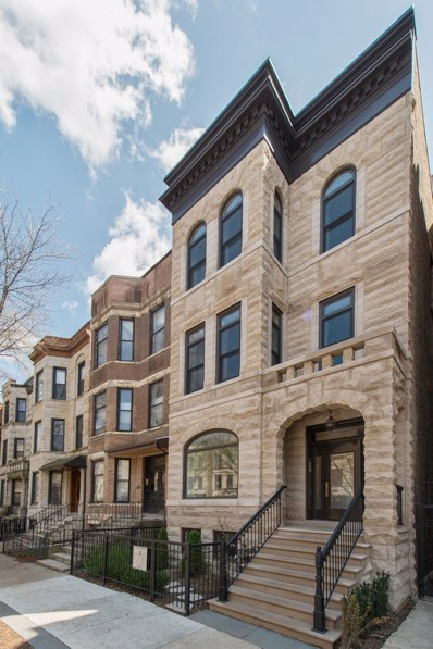835 W Newport Avenue UNIT 3, Chicago, IL 60657 - #: 09998163