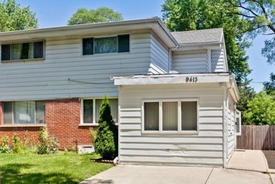 9413 Ironwood Lane, Des Plaines, IL 60016 - MLS#: 09998278
