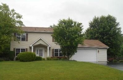 3703 Jacobson Drive, Wonder Lake, IL 60097 - #: 09998441