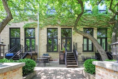 1815 N Orchard Street UNIT 5, Chicago, IL 60614 - MLS#: 09998669