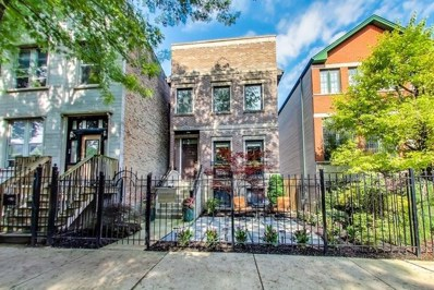 1636 N Artesian Avenue, Chicago, IL 60647 - MLS#: 09998707