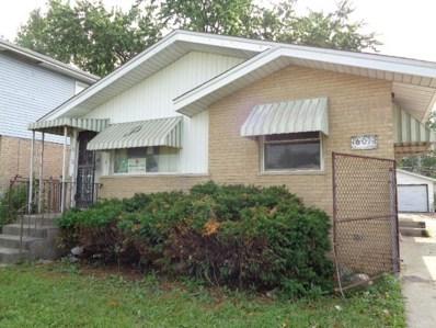 16017 WOOD Street, Harvey, IL 60426 - MLS#: 09998828