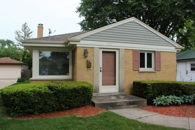 821 Goodwin Drive, Park Ridge, IL 60068 - MLS#: 09999147