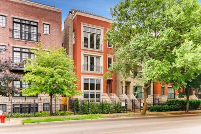 3023 N DAMEN Avenue UNIT 1, Chicago, IL 60618 - MLS#: 09999150