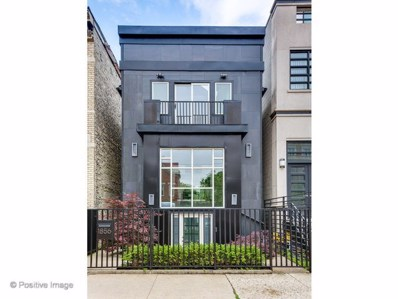 1856 N Howe Street, Chicago, IL 60614 - MLS#: 09999193