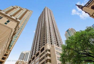 30 E Huron Street UNIT 3805, Chicago, IL 60611 - #: 09999444