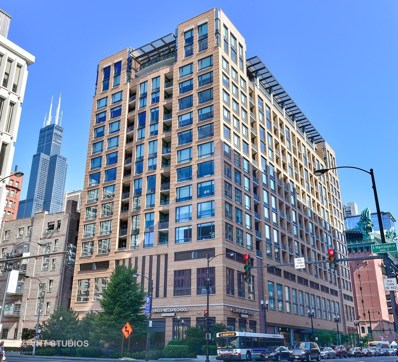 520 S State Street UNIT 1412, Chicago, IL 60605 - #: 09999454