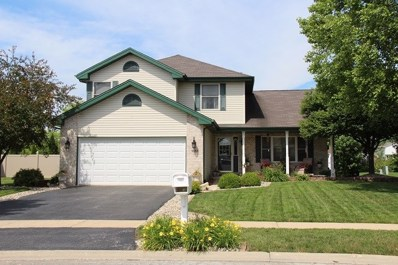 1351 W Cap Circle, Bourbonnais, IL 60914 - MLS#: 09999538
