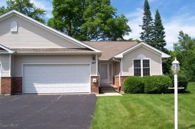 347 GINGER Lane, Antioch, IL 60002 - MLS#: 09999610