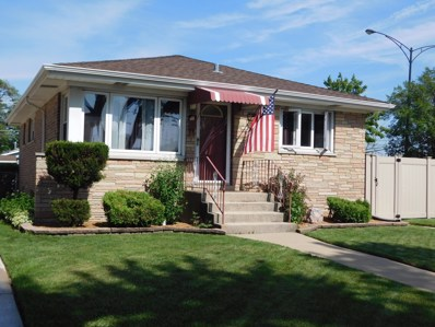 7855 S Kolmar Avenue, Chicago, IL 60652 - MLS#: 09999634