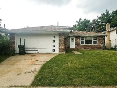 2109 E Old Hicks Road, Palatine, IL 60074 - #: 09999646