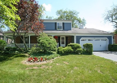 313 Chatelaine Court, Willowbrook, IL 60527 - #: 09999754