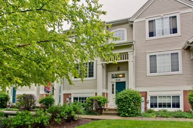 422 Cary Woods Circle, Cary, IL 60013 - MLS#: 09999772