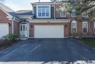 253 Princeton Lane, Glenview, IL 60026 - #: 10000102