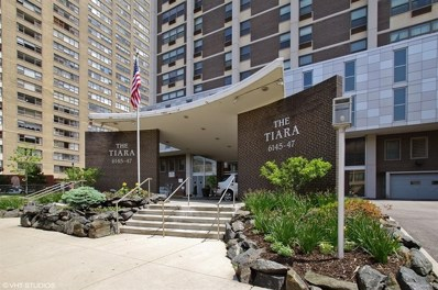 6145 N Sheridan Road UNIT 14D, Chicago, IL 60660 - #: 10000106