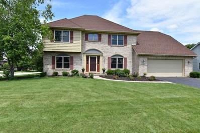 607 Cottage Road, Batavia, IL 60510 - MLS#: 10000142