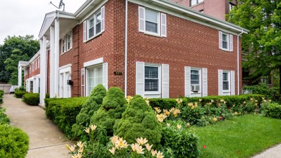427 S Ridgeland Avenue UNIT B, Oak Park, IL 60302 - MLS#: 10000215