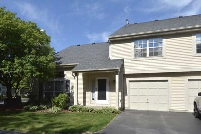 1205 N Knollwood Drive, Palatine, IL 60067 - MLS#: 10000457