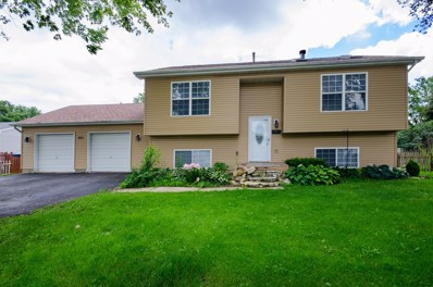 851 N Elmwood Drive, Aurora, IL 60506 - MLS#: 10000882