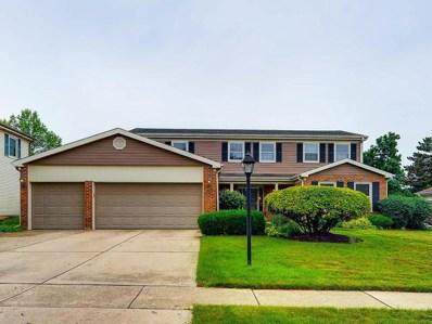 3880 Charlemagne Drive, Hoffman Estates, IL 60192 - MLS#: 10000939