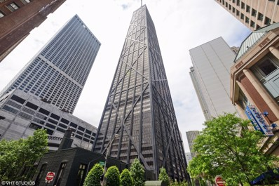 175 E DELAWARE Place UNIT 6012, Chicago, IL 60611 - MLS#: 10001032