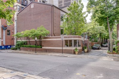 55 W Goethe Street UNIT 1217, Chicago, IL 60610 - MLS#: 10001091