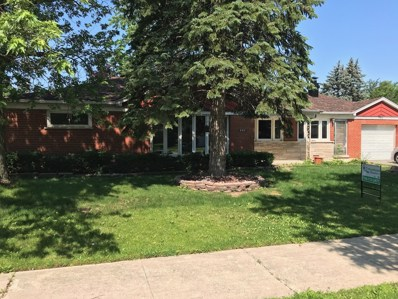 860 Marian Way, Chicago Heights, IL 60411 - MLS#: 10001096
